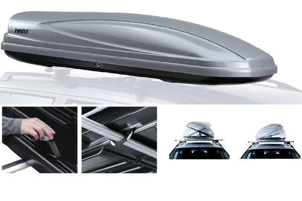 679) для установки на авт/багажник цвет серебристый глянец Выглядит сие...